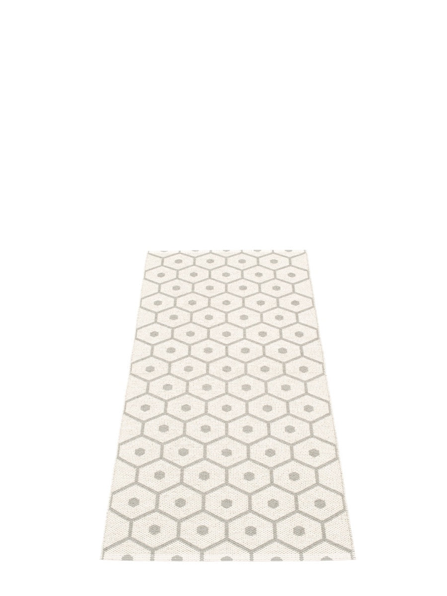 Pappelina Honey Warm Grey Runner Rug - Cloudberry Living