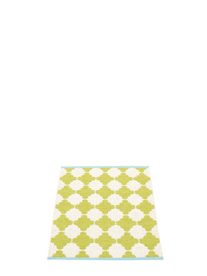 Pappelina Marre Lime Runner Rug - Cloudberry Living
