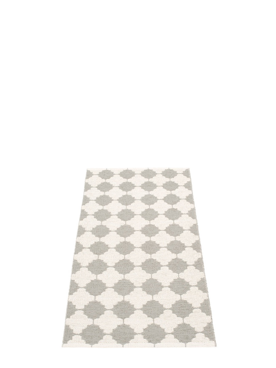 Pappelina Marre Warm Grey Runner Rug - Cloudberry Living