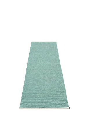 Pappelina Mono Jade Runner Rug - Cloudberry Living