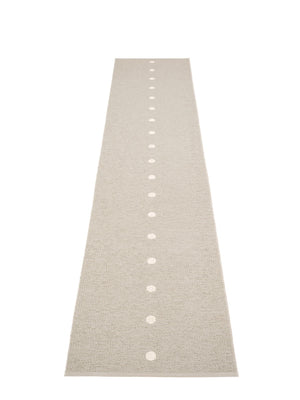 Pappelina Peg Linen Runner Rug - Cloudberry Living