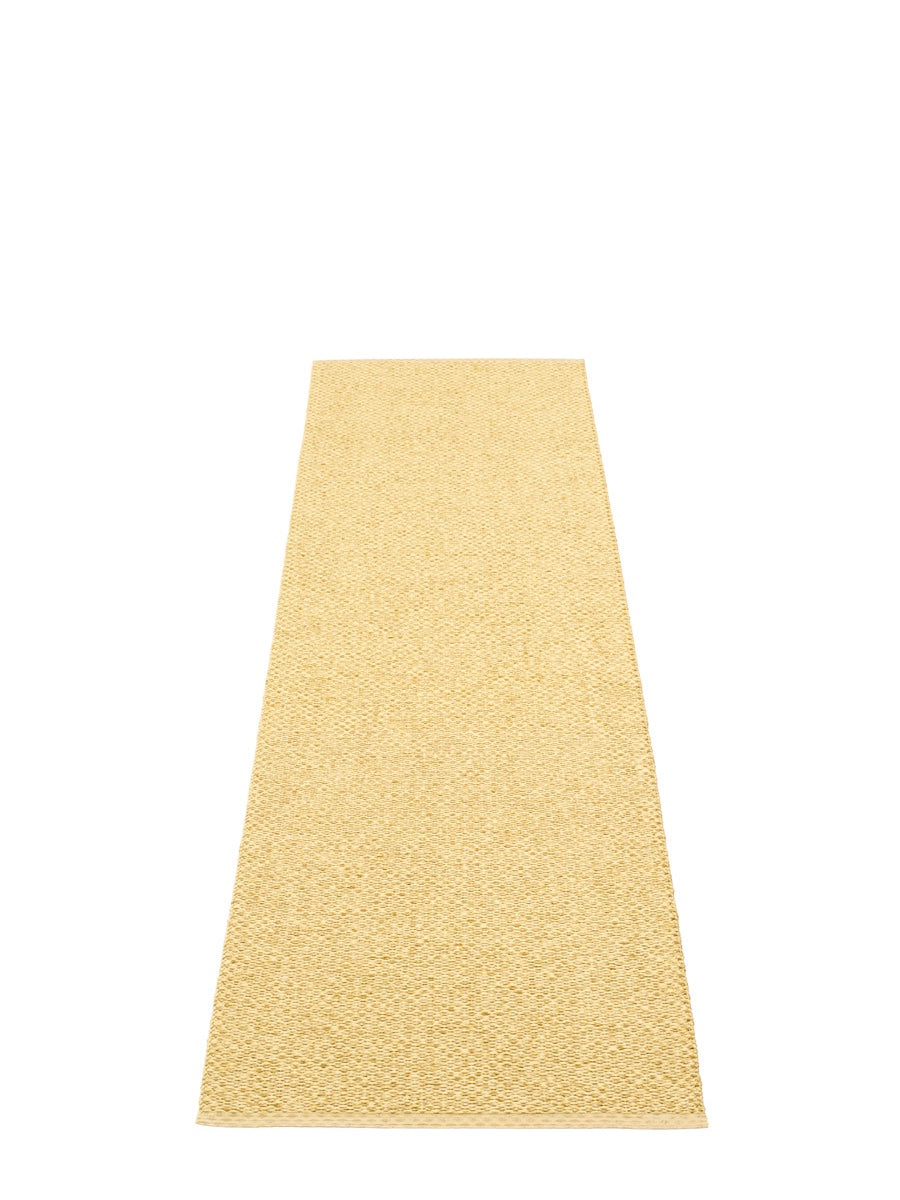 Pappelina Svea Gold Runner Rug - Cloudberry Living