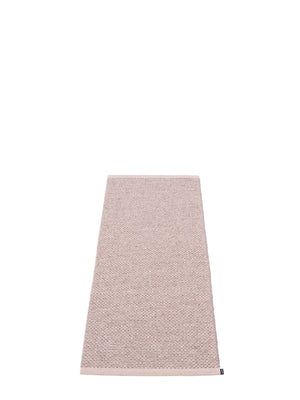 Pappelina Svea Lilac Metallic Runner Rug - Cloudberry Living
