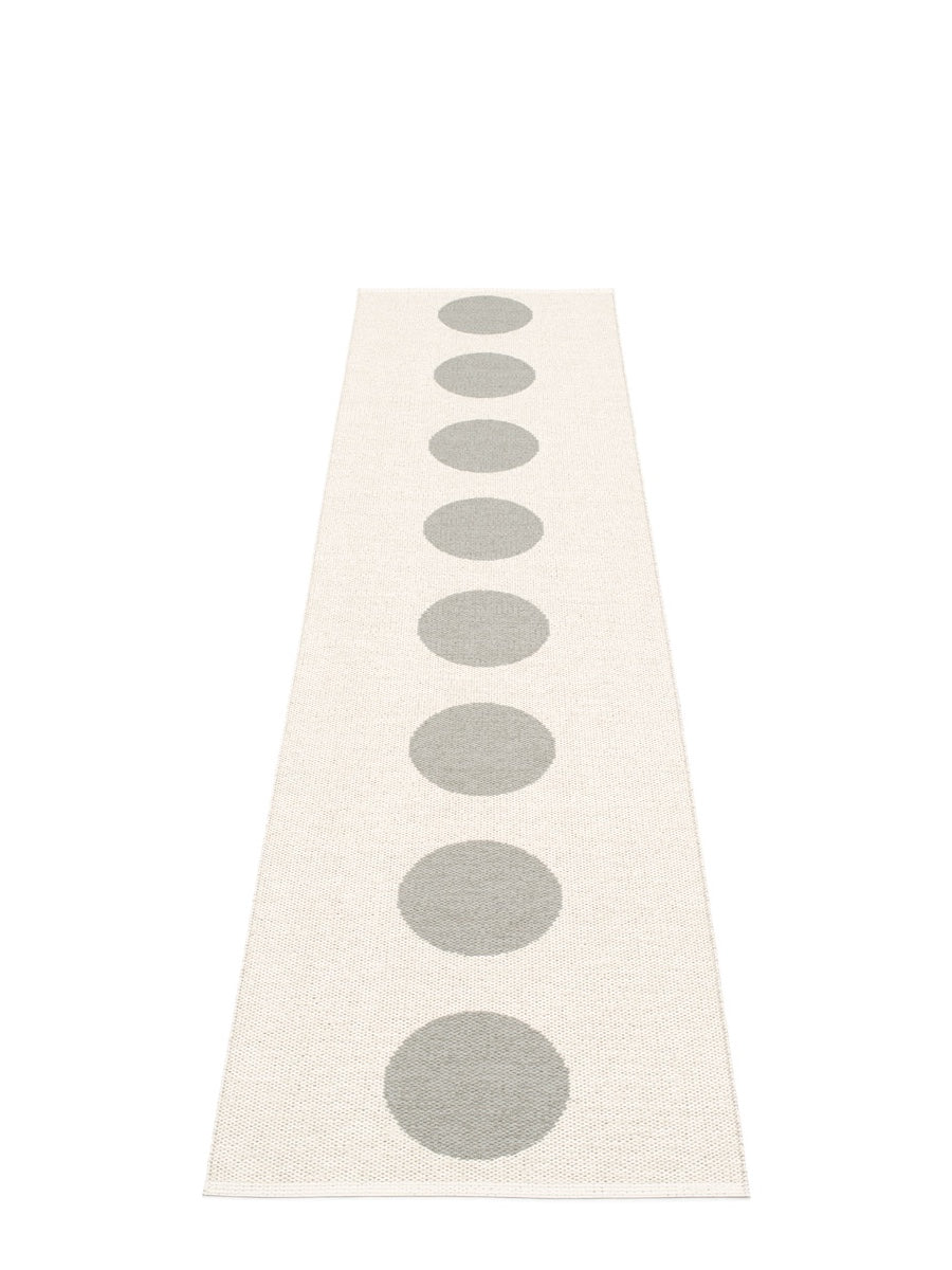 Pappelina Vera Warm Grey Runner Rug - Cloudberry Living