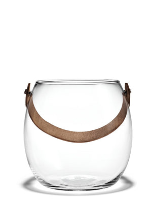 Holmegaard, Design With Light, Clear Glass Bowl 16 cm - Cloudberry Living