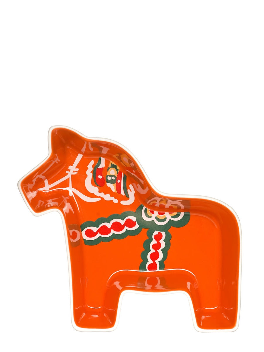 Sagaform Dala Horse Serving Bowl Orange - Cloudberry Living