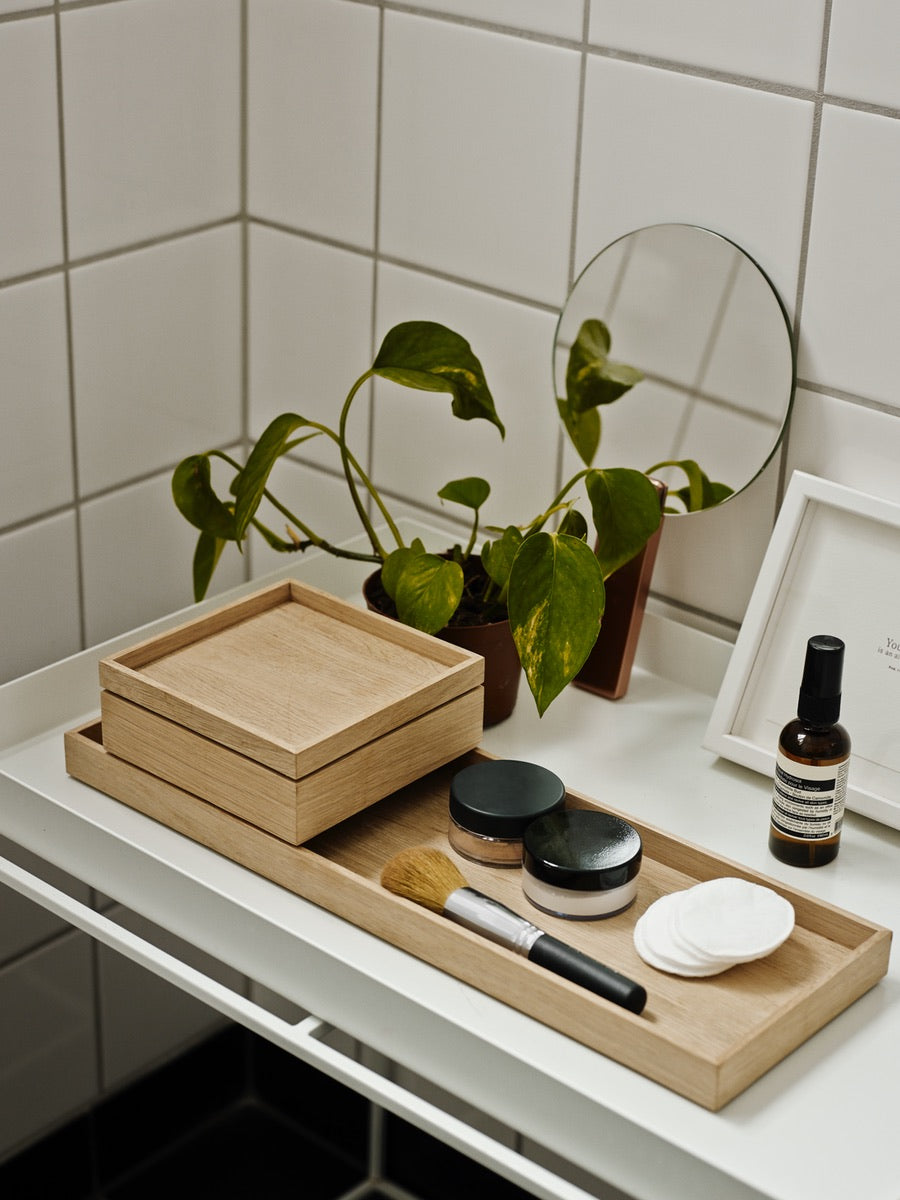 Skagerak Nomad Tray Oak - Cloudberry Living