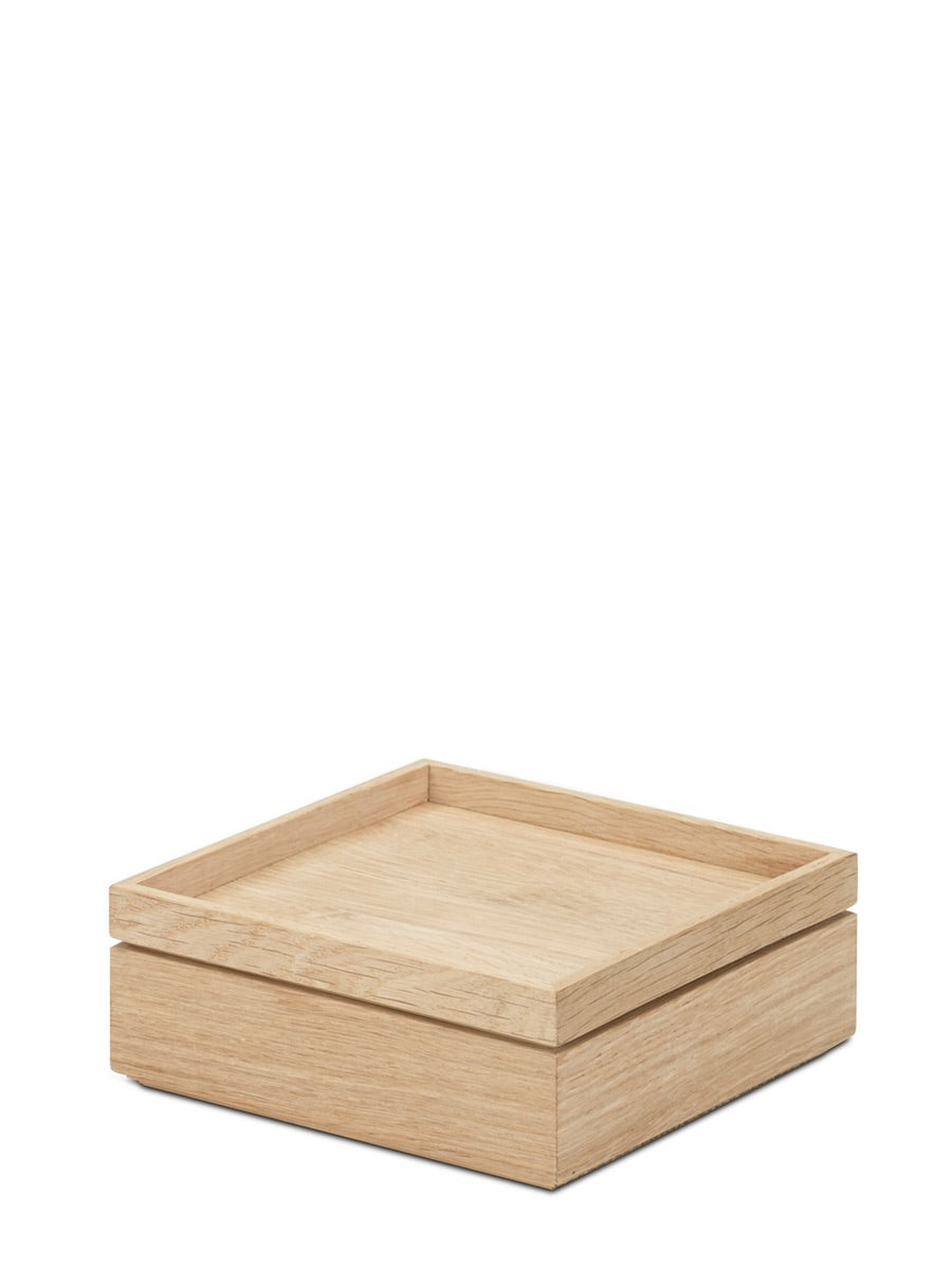Skagerak Nomad Box, Oak - Cloudberry Living