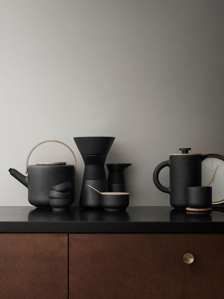 Stelton Theo Mug & Coaster - Cloudberry Living