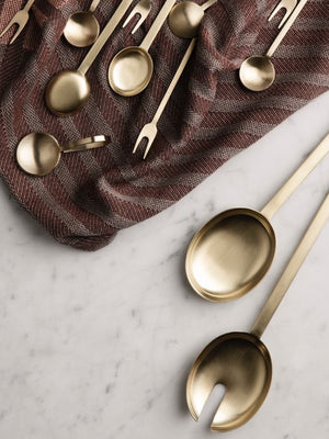 Ferm Living Fein Small Spoon - Cloudberry Living