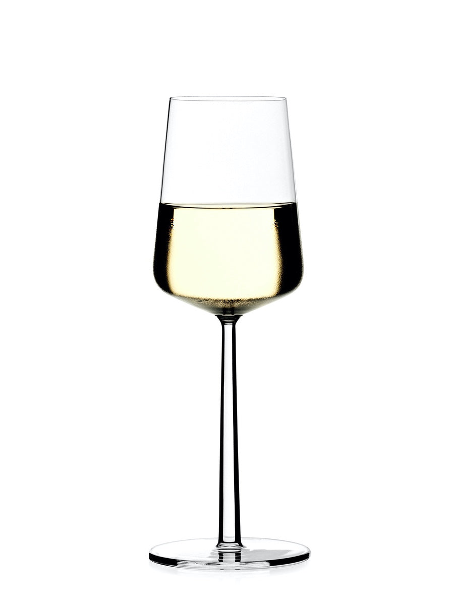 Iittala Essence White Wine Glass set of 2 - Cloudberry Living