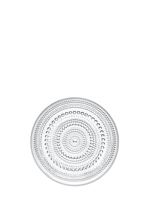 Iittala Kastehelmi Glass Dessert/Salad Plate - Cloudberry Living