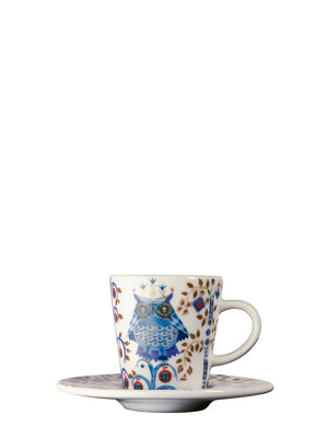 Iittala Taika Espresso Cup and Saucer - Cloudberry Living