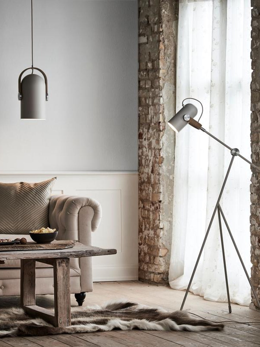 Le Klint Carronade Low Floor Lamp Black - Cloudberry Living