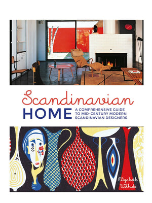 Scandinavian Home Book By Elizabeth Wilhide - Cloudberry Living