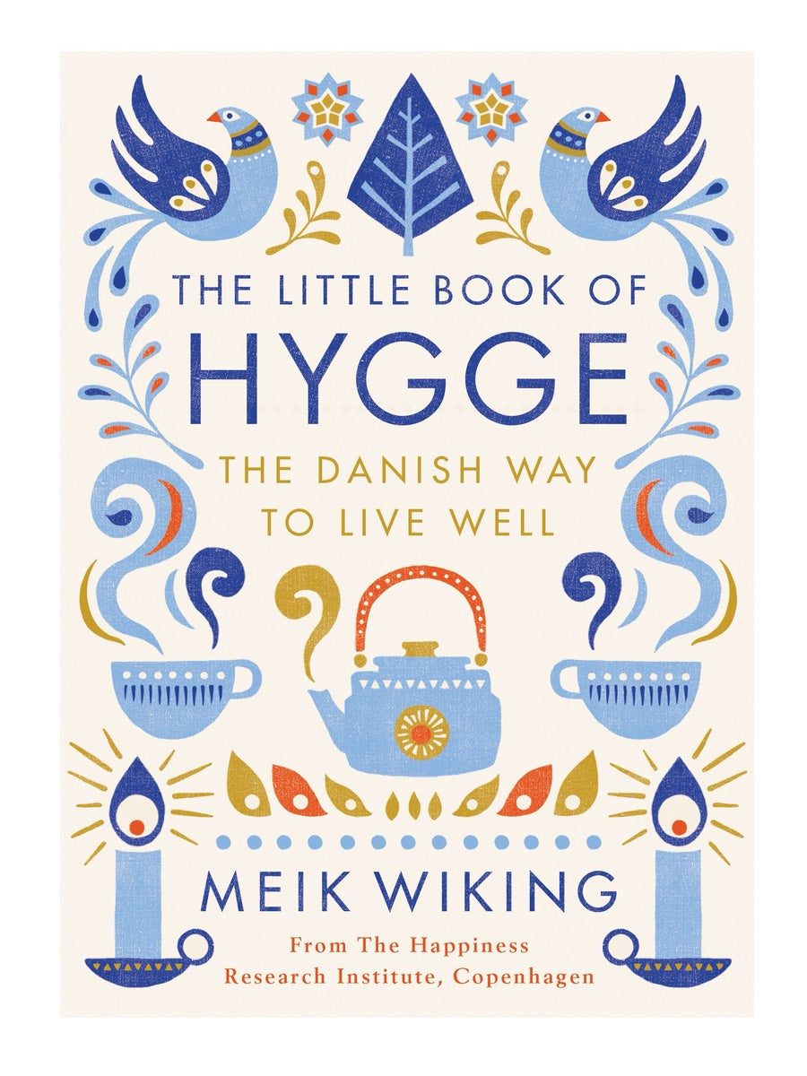 The Little Book of Hygge by Meik Wiking - Cloudberry Living