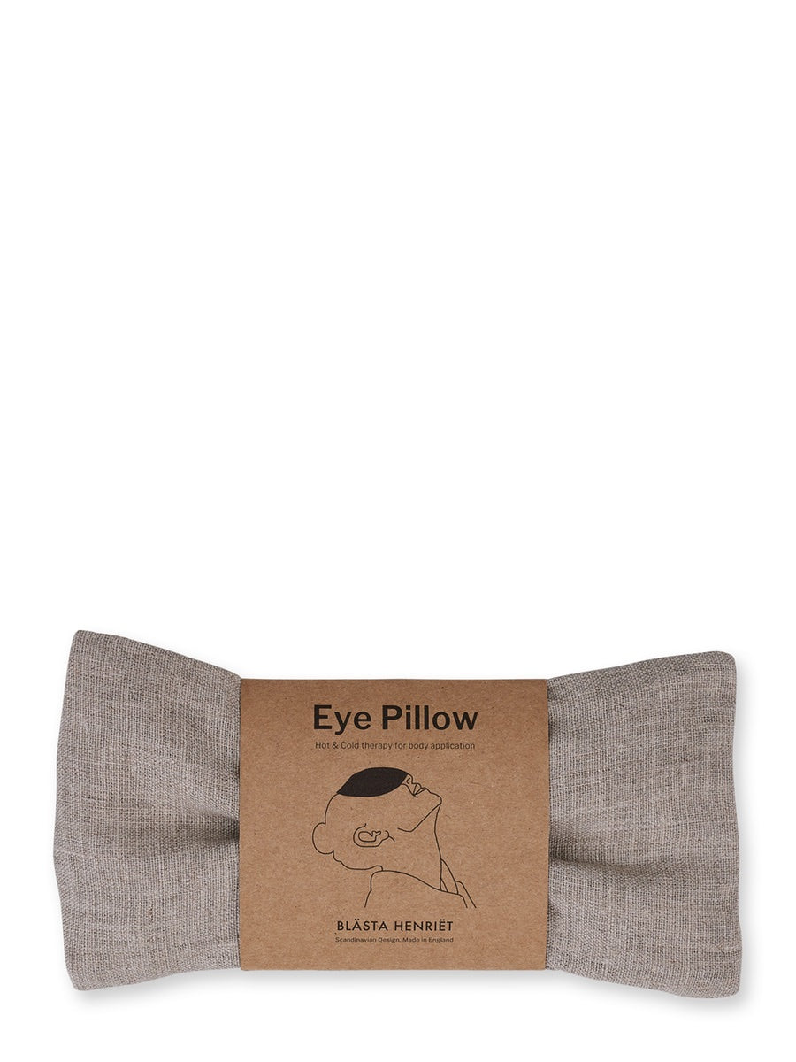 Blästa Henriët Eye Pillow Plain - Cloudberry Living
