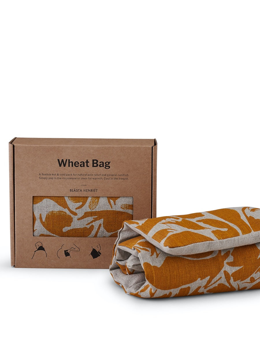 Blästa Henriët Wheat Bag Linen Creatures - Cloudberry Living