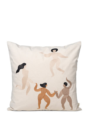 Ferm Living Free Cushion - Cloudberry Living
