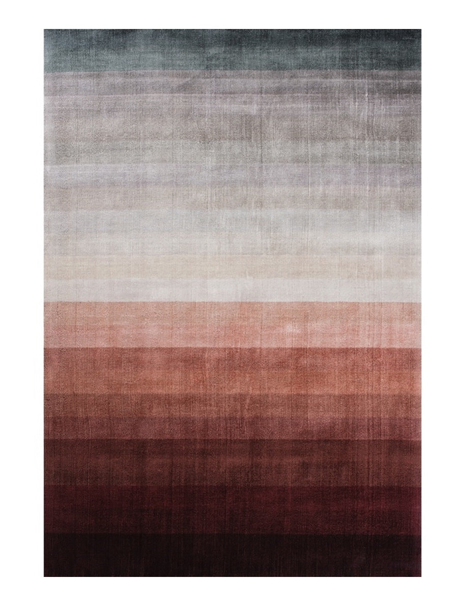Linie Design Combination Rug Peach - Cloudberry Living