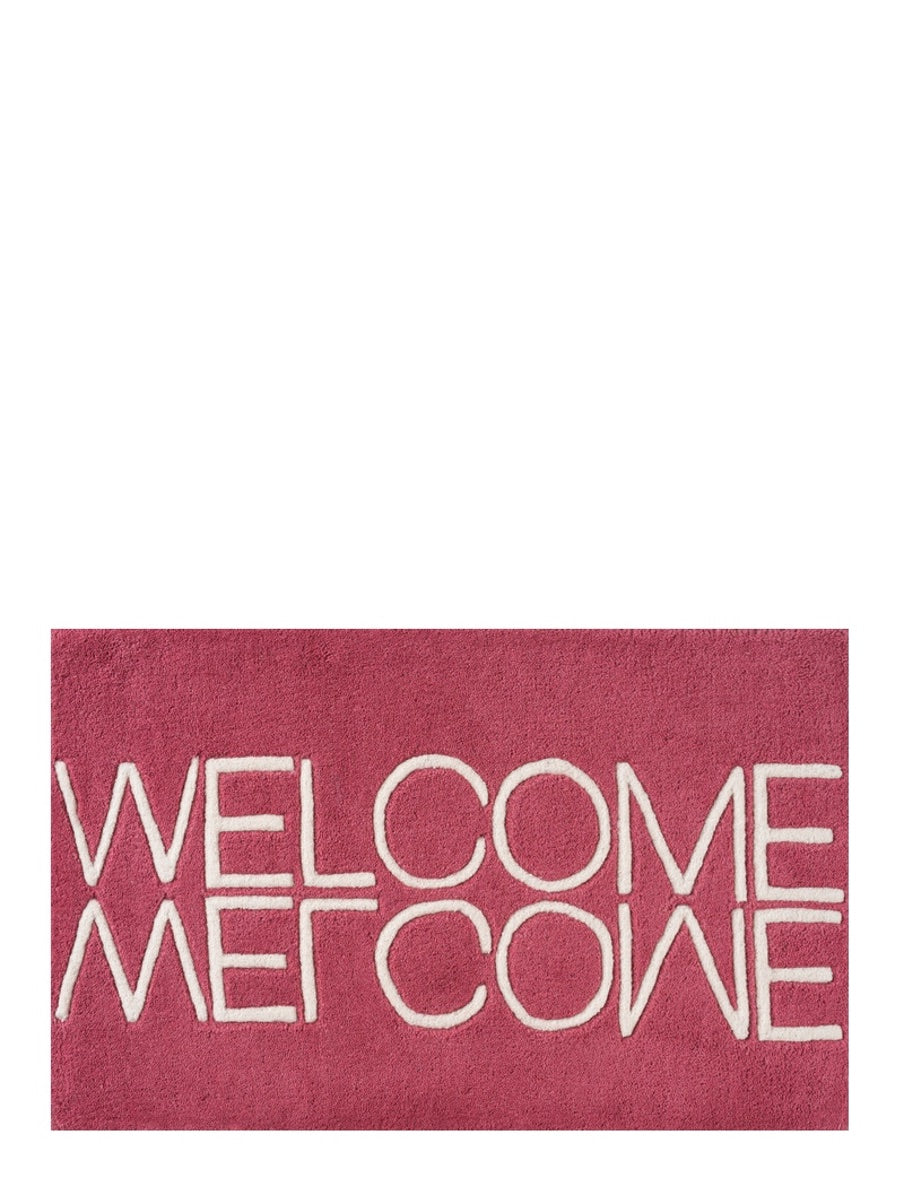 Linie Design Welcome Doormat Pink - Cloudberry Living