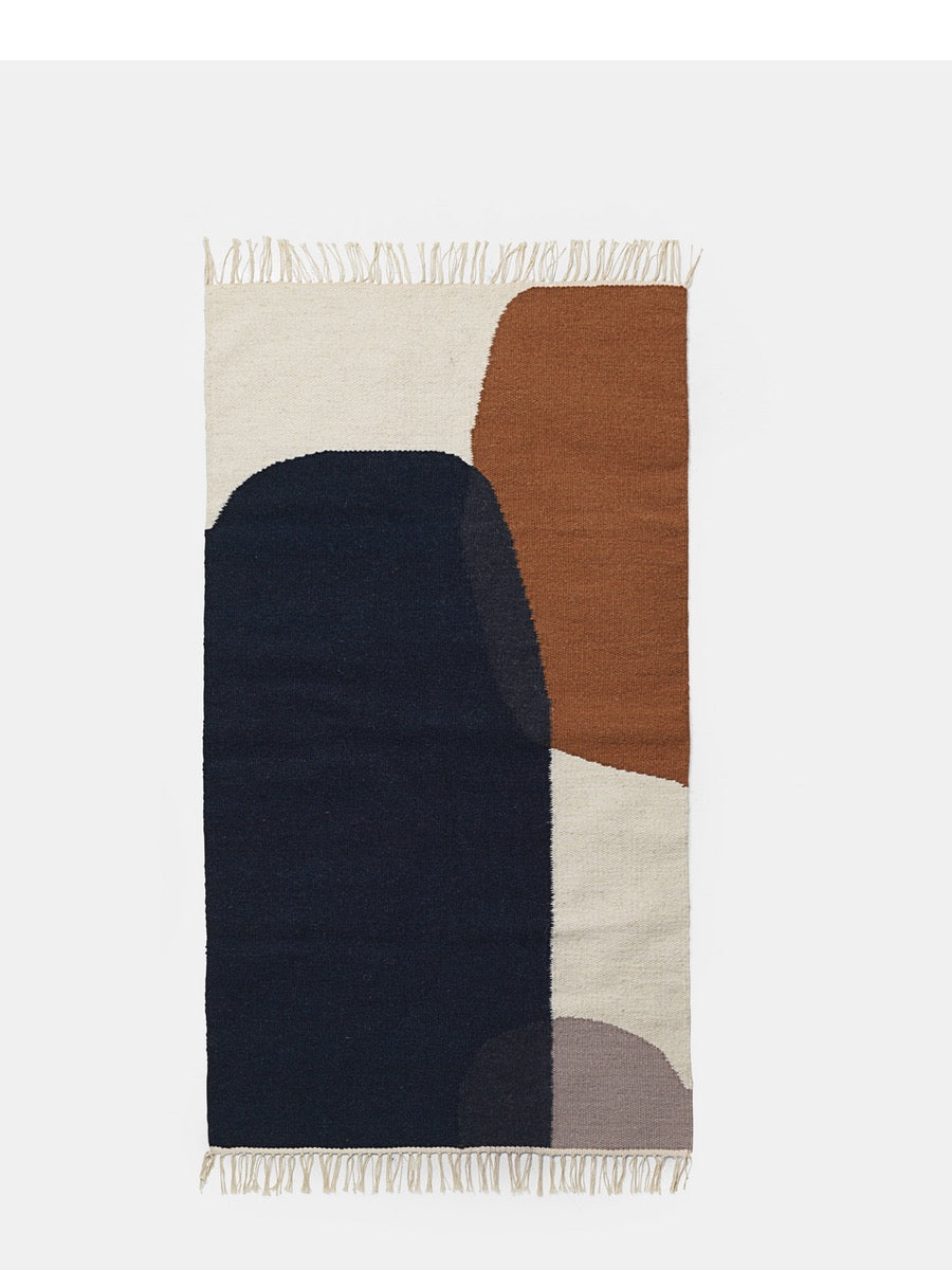Ferm Living Kelim Rugs Merge - Cloudberry Living