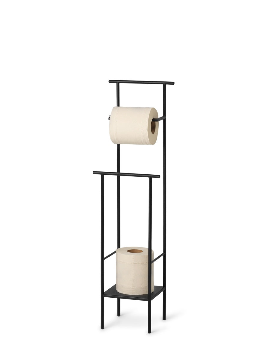 Ferm Living Dora Toilet Paper Stand - Cloudberry Living