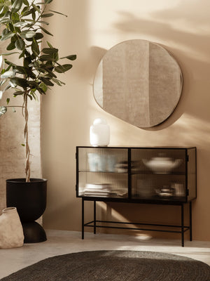 Ferm Living Pond Mirrors Brass - Cloudberry Living