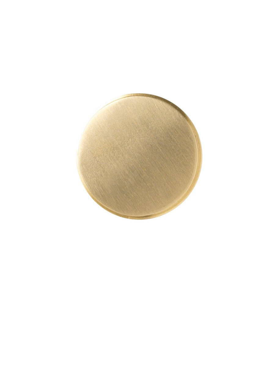 Ferm Living Hook Brass Large - Cloudberry Living