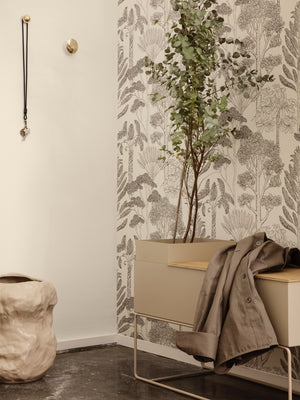 Ferm Living Katie Scott Wallpaper Trees - Cloudberry Living