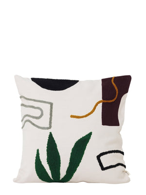 Ferm Living Mirage Cushion Cacti - Cloudberry Living