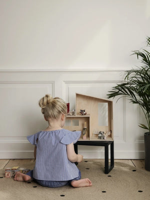 Ferm Living Miniature Funkis House Small - Cloudberry Living