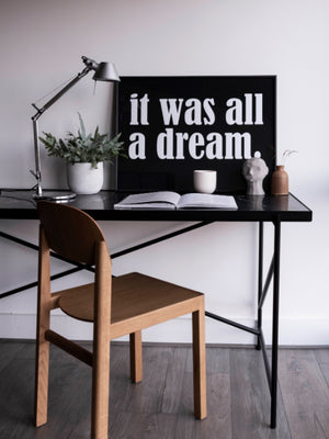 It was all a Dream Art Print - Cloudberry Living