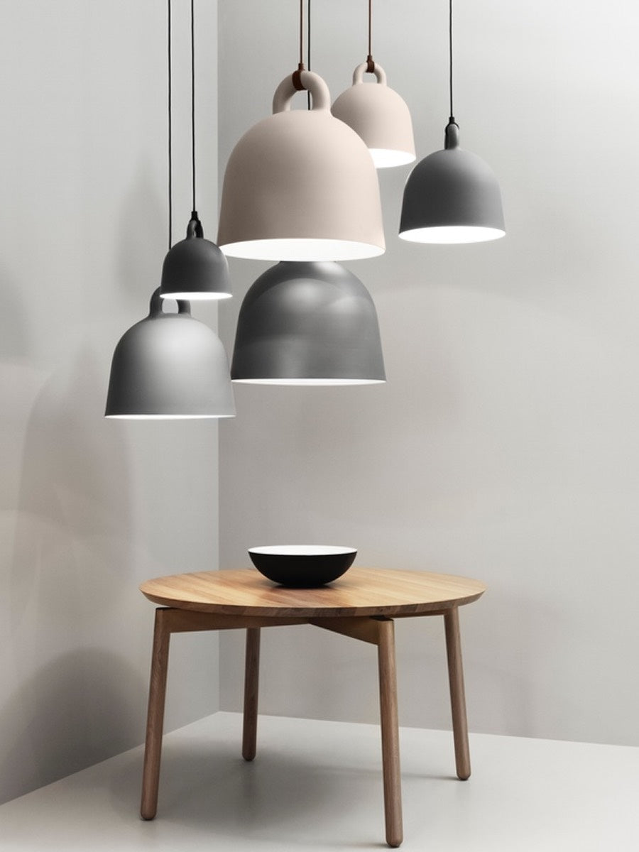 Normann Copenhagen Bell Pendant X Small - Cloudberry Living