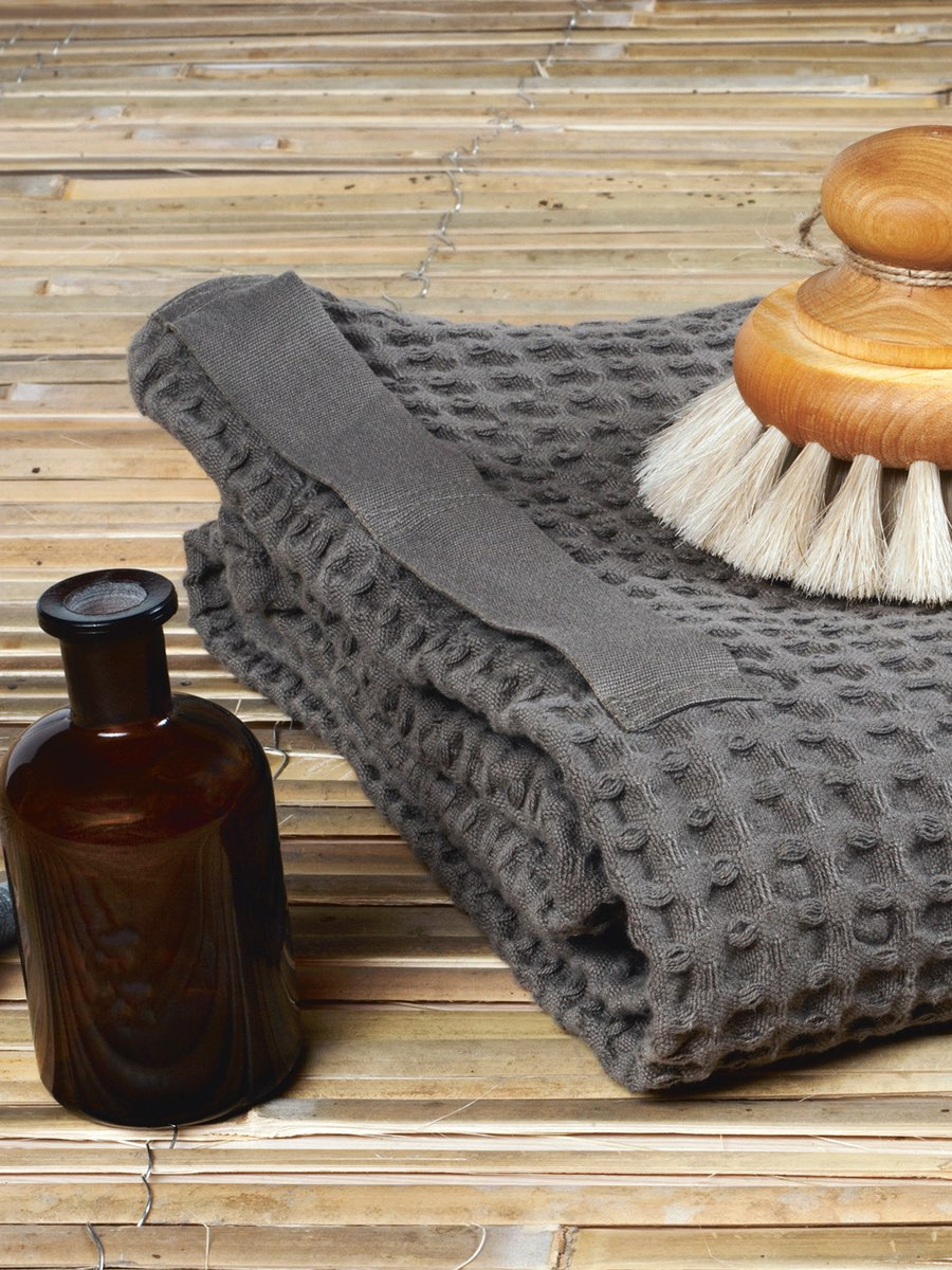 The Organic Company Big Waffle Wash Cloth - Cloudberry Living