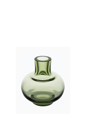 Marimekko Mini Vase Moss Green - Cloudberry Living