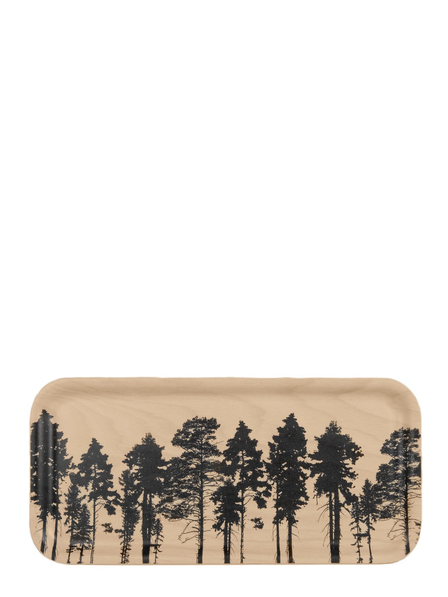 Muurla Nordic Tray The Forest