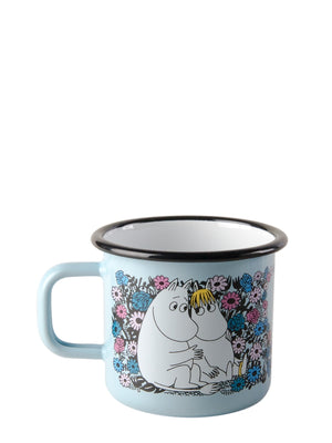 Muurla Moomin Enamel Mug Sweetheart 3.7dl - Cloudberry Living