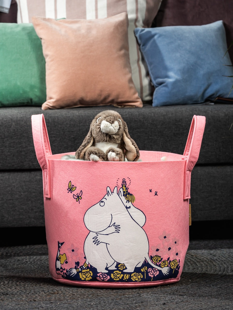 Muurla Moomin Hug Storage Basket 30 L - Cloudberry Living