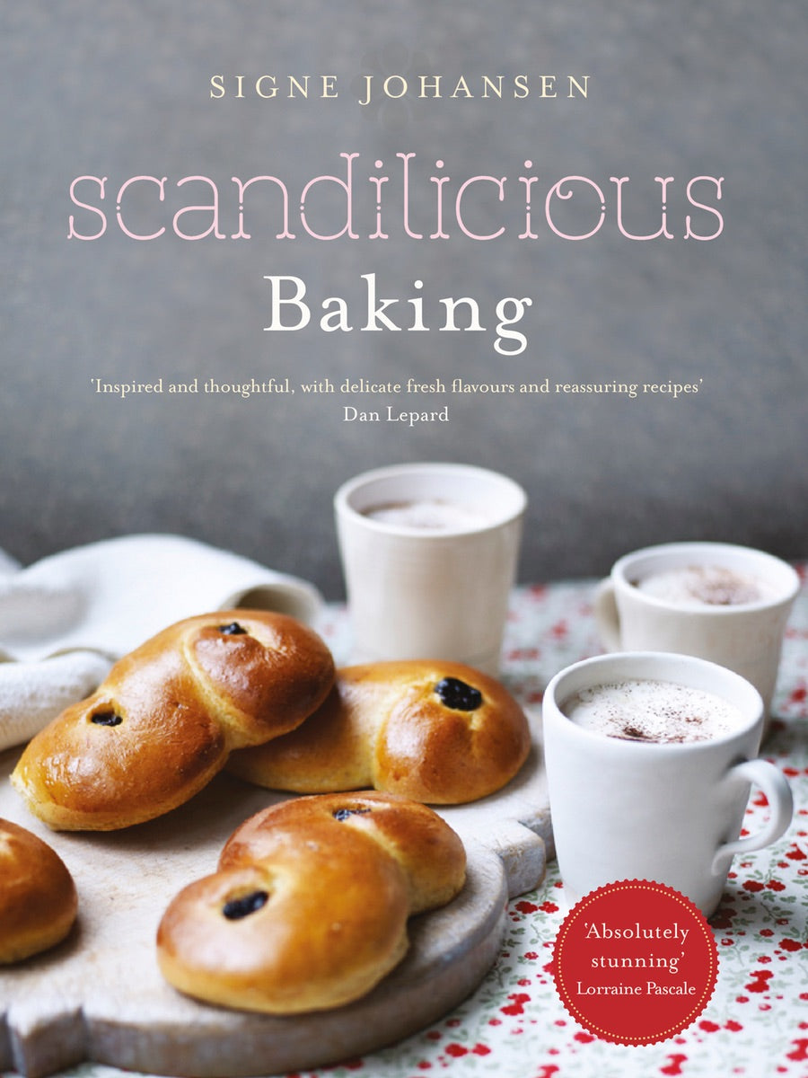 Scandilicious Baking Book By Signe Johansen - Cloudberry Living