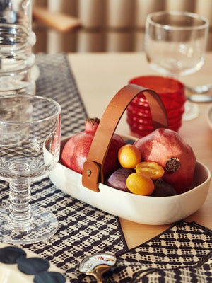 Marimekko Oiva Koppa Serving Dish - Cloudberry Living