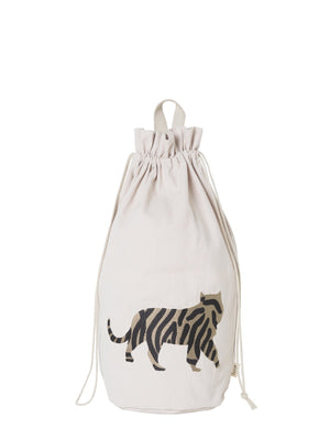 Ferm Living Safari Storage Bag Tiger - Cloudberry Living