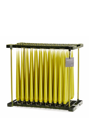 Ester & Erik Lime Green Dark Tapered Candle (68/2)