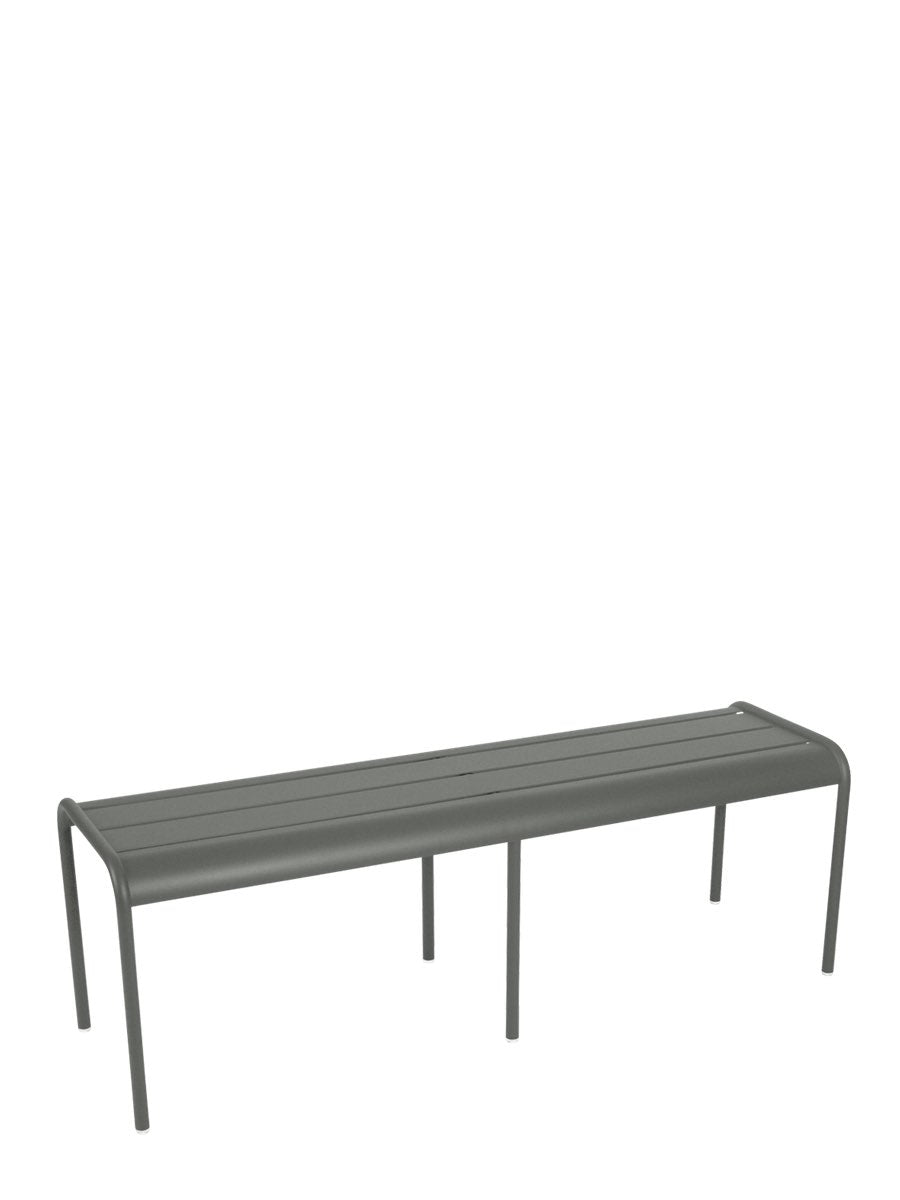 Fermob Luxembourg Bench 3/4 Seat - Cloudberry Living