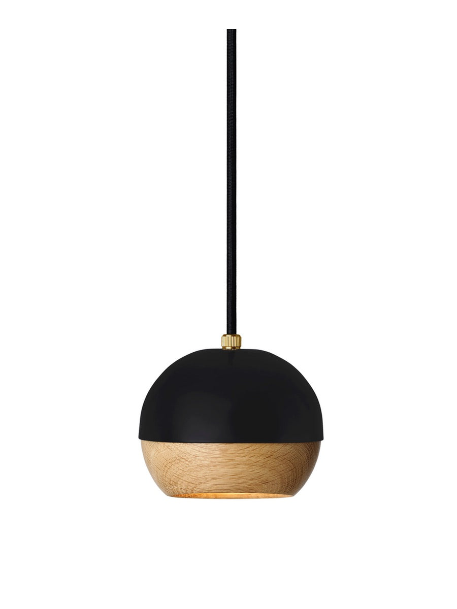 Mater Ray Pendant Lamp Black - Cloudberry Living