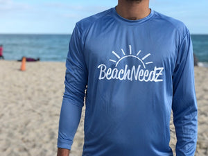 Beach NeedZ Sun Shirt (Male)