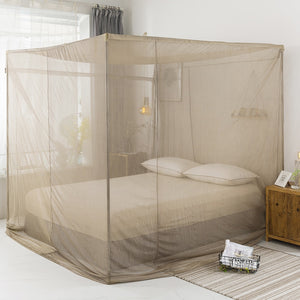 Faraday Bed Canopy EMF Protection