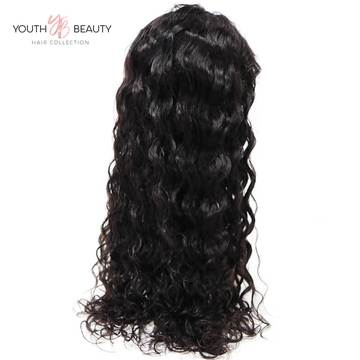 13x6 Lace Front Wig Natural Wave-Kefi Hair Company