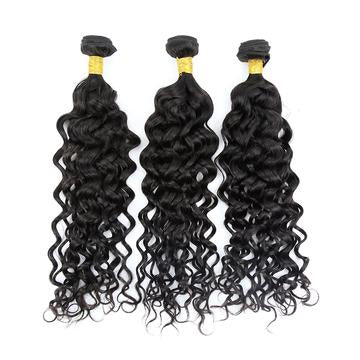 3 Bundles Deep Curly Brazilian Hair-Kefi Hair Company