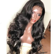 Custom Long Hair Density Body Wave Lace-Kefi Hair Company